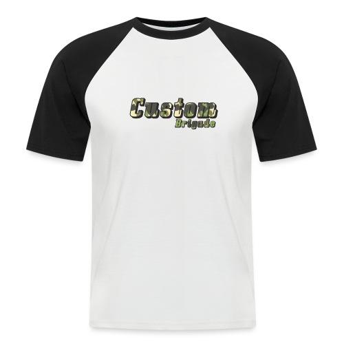 camoufcb - T-shirt baseball manches courtes Homme