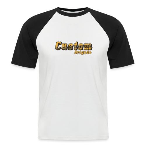 emprintecb - T-shirt baseball manches courtes Homme