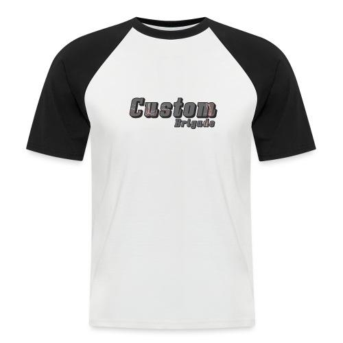 pinstripcb - T-shirt baseball manches courtes Homme