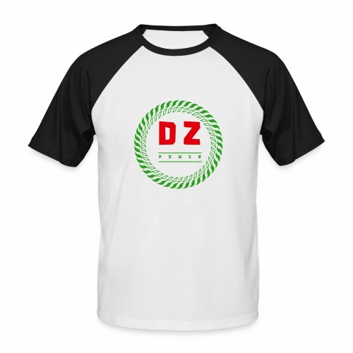 DZ POWER - T-shirt baseball manches courtes Homme
