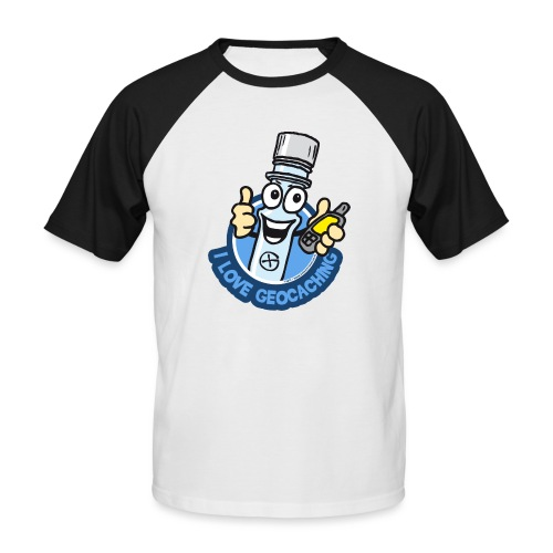 PETti the PETling - Männer Baseball-T-Shirt