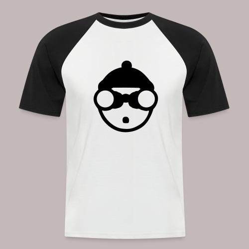 Peeper Skipper - Männer Baseball-T-Shirt