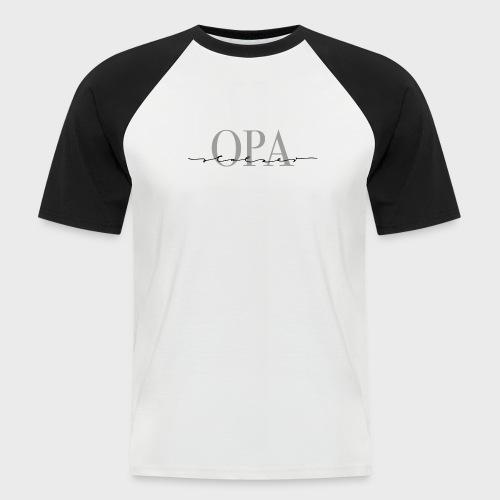 Stolzer Opa – Oma & Opa Kollektion - Männer Baseball-T-Shirt
