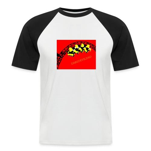 DareDevilDad - Men's Baseball T-Shirt