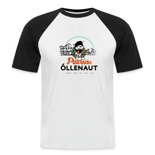 Õllenaut Puuraidur - Men's Baseball T-Shirt