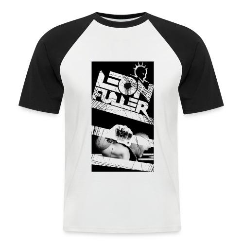 Leon Fuller fanshirt - Men's Baseball T-Shirt