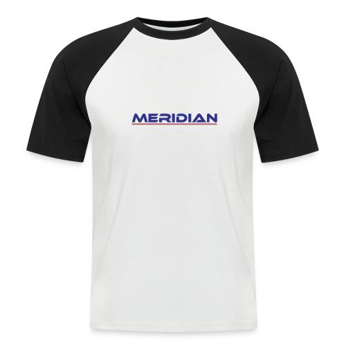 Meridian - Maglia da baseball a manica corta da uomo