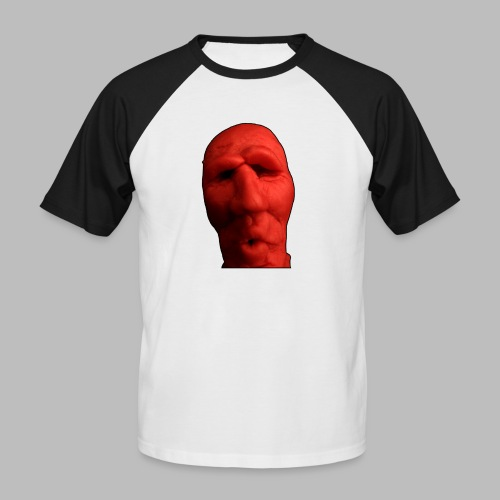 red ed - Männer Baseball-T-Shirt