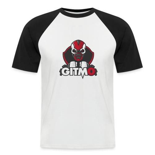 Gitm0 - Kortärmad basebolltröja herr