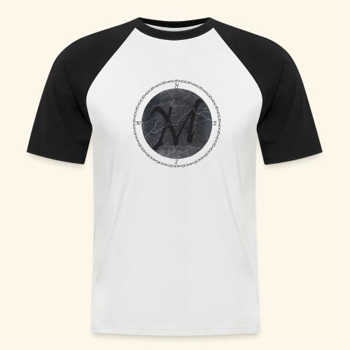 Montis logo2 - Kortärmad basebolltröja herr