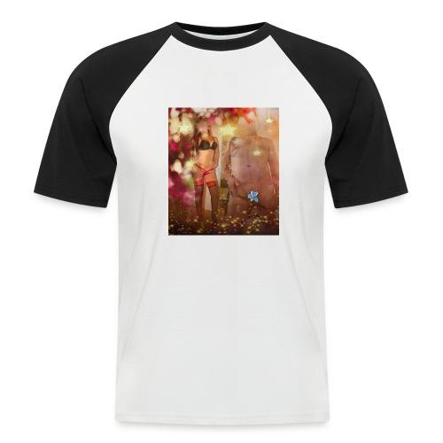 herbst Sinfonie - Männer Baseball-T-Shirt