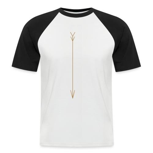 Hunger Games - Mannen baseballshirt korte mouw