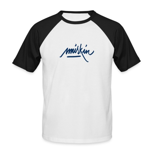 T-Shirt Miskin - T-shirt baseball manches courtes Homme