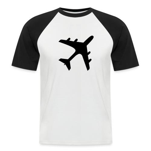 GoldenWings.tv - Men's Baseball T-Shirt