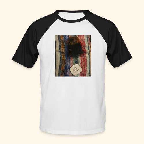 Freue dich deines Atems. - Männer Baseball-T-Shirt