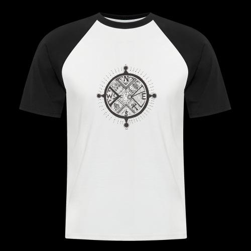 La Maison Des Mains Angel Cove - Men's Baseball T-Shirt