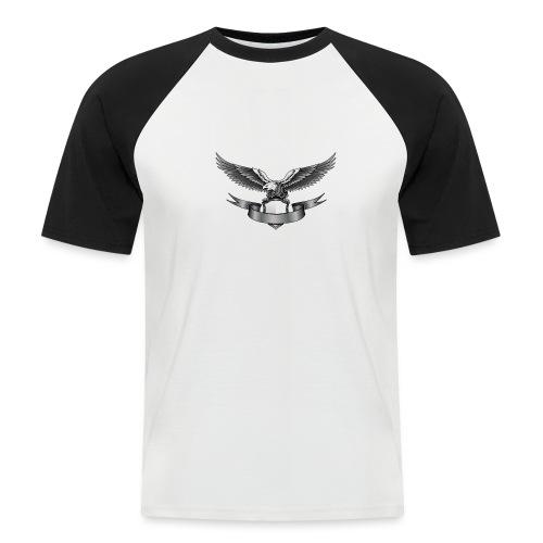 Eagle - T-shirt baseball manches courtes Homme
