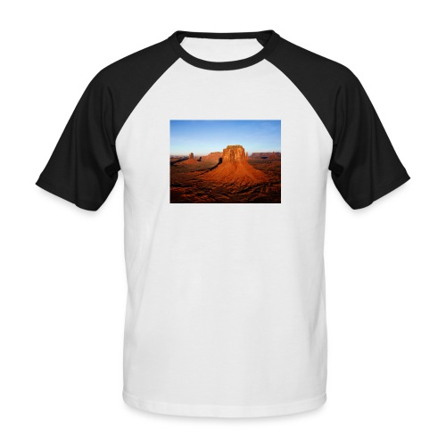 Desert - T-shirt baseball manches courtes Homme
