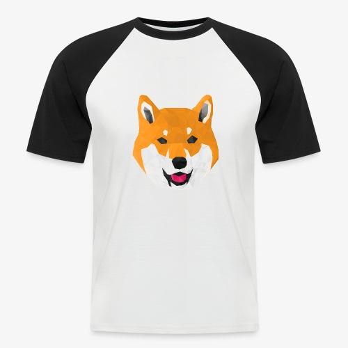 Shiba Dog - T-shirt baseball manches courtes Homme