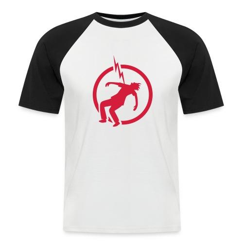 OLDSTAR Logo - Camiseta béisbol manga corta hombre