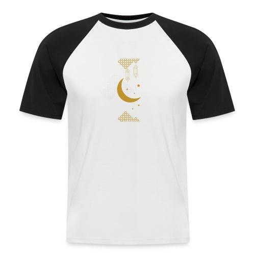 Ramadan Kareem Muslim holy month ilustration - Men's Baseball T-Shirt