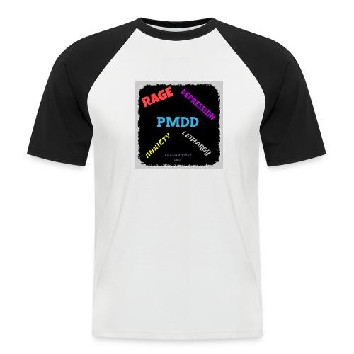 Pmdd symptoms - Men's Baseball T-Shirt
