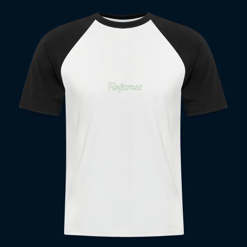camicia di flofames - Maglia da baseball a manica corta da uomo