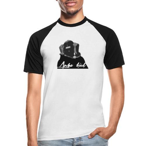 ANBA by KOD-Fuck'em - Men's Baseball T-Shirt