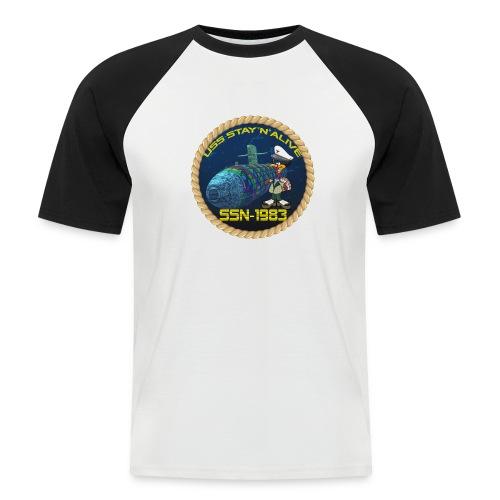 Command Badge SSN-1983 - Men's Baseball T-Shirt
