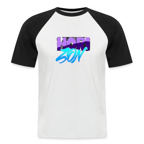 Horizon - T-shirt baseball manches courtes Homme