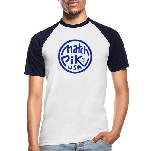 Scott Pilgrim s Match Pik - Men's Baseball T-Shirt