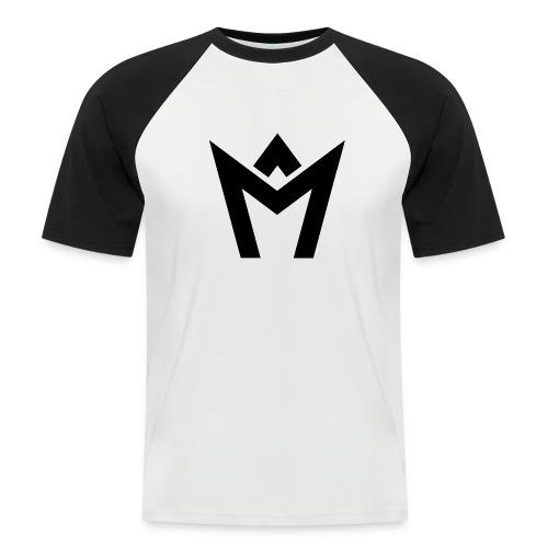 Royal Marco - Mannen baseballshirt korte mouw