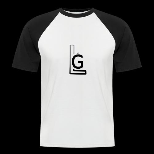 LegendgamingNL - Mannen baseballshirt korte mouw