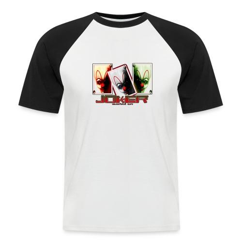 jokersorg - Männer Baseball-T-Shirt