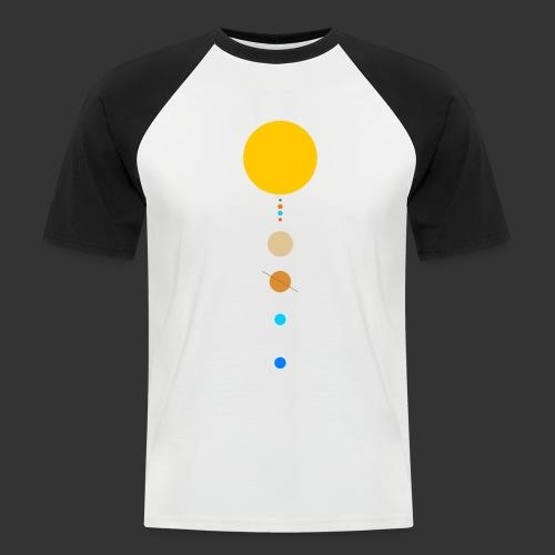 Solar System - Men's Baseball T-Shirt
