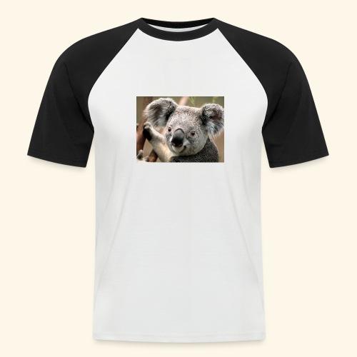 Koala - Männer Baseball-T-Shirt