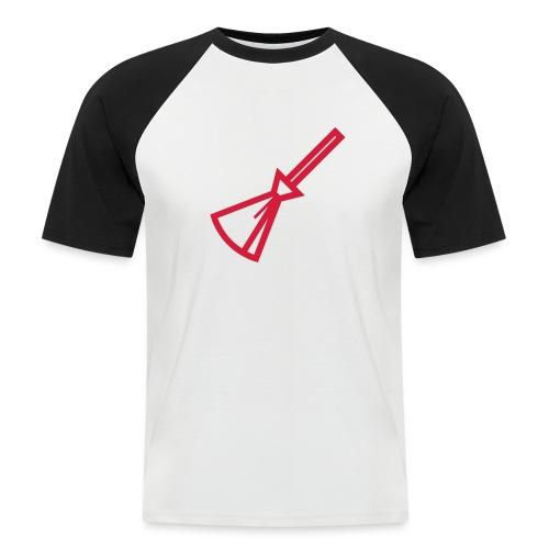 Balais Balais Wiccan Wicca ! - T-shirt baseball manches courtes Homme