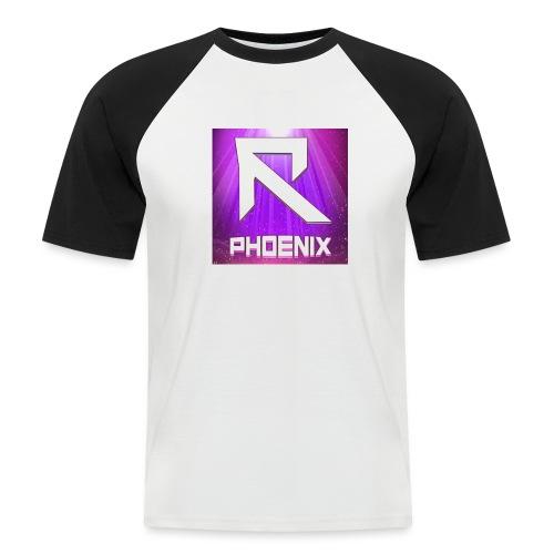 RTrixx Phoenix Logo - Men's Baseball T-Shirt