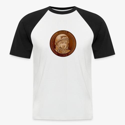 KIM Token - T-shirt baseball manches courtes Homme