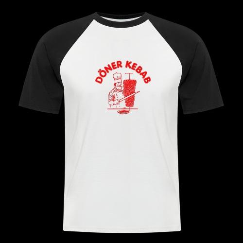 Doner Kebab - Men's Baseball T-Shirt