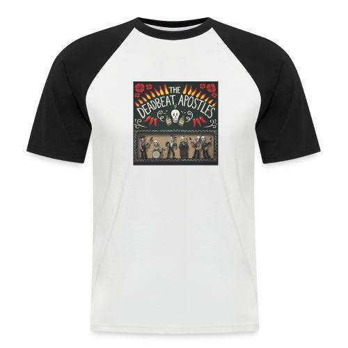 The Deadbeat Apostles - Men's Baseball T-Shirt