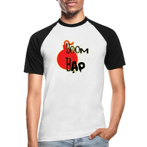 Boom Bap - Men's Baseball T-Shirt