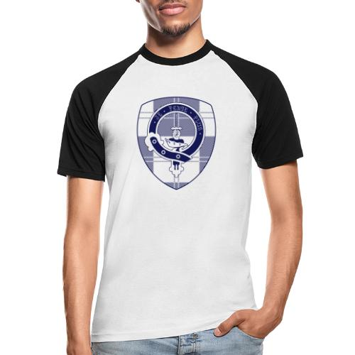 Logo Scouting Erskine 2018 - Mannen baseballshirt korte mouw