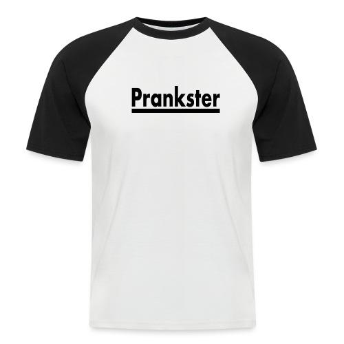 prankster komiker youtube - Männer Baseball-T-Shirt