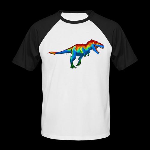 T-Rex - Men's Baseball T-Shirt