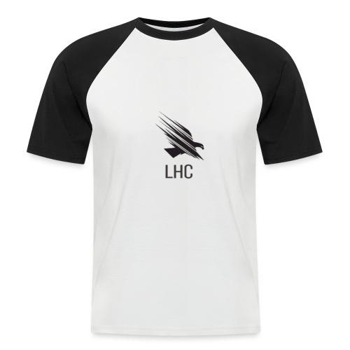 LHC Dark Logo - Men's Baseball T-Shirt