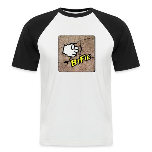 BrutalFissure Tee - Kortærmet herre-baseballshirt