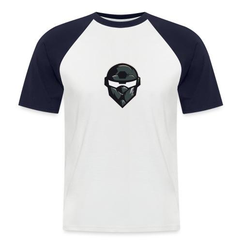 Mainlogo - Kortærmet herre-baseballshirt