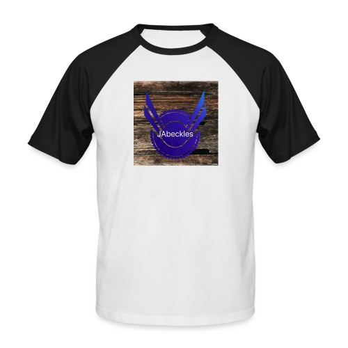 JAbeckles - Men's Baseball T-Shirt