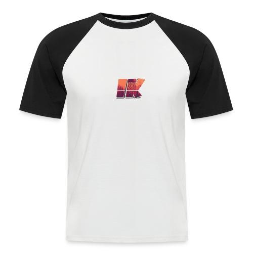 Ishaan Kulkarni Logo (1) - Men's Baseball T-Shirt